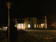 Cladirea noua a Manastirii Lupsa
