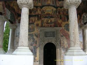 Bisericuta veche a Manastirii din Sinaia
