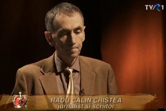Radu Călin Cristea a murit  |Radu Călin Cristea